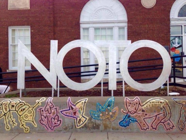 NOTO Sign